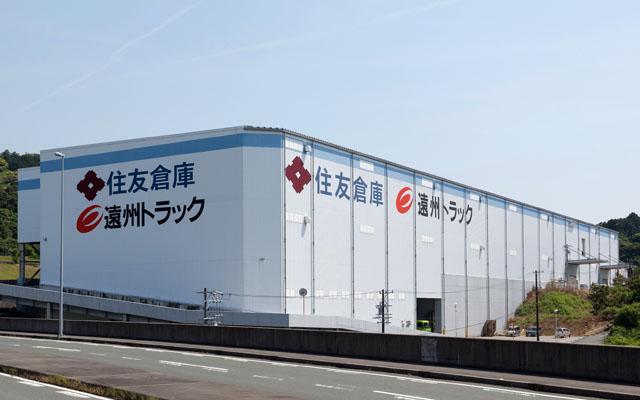 遠州トラック株式会社掛川倉庫
