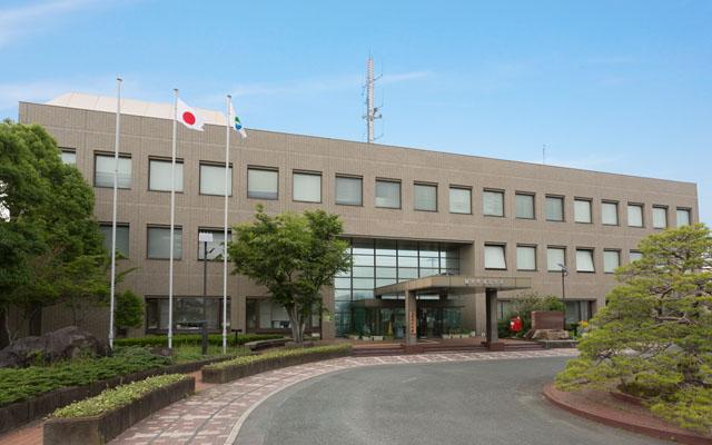 袋井市浅羽支所 (旧浅羽町庁舎)